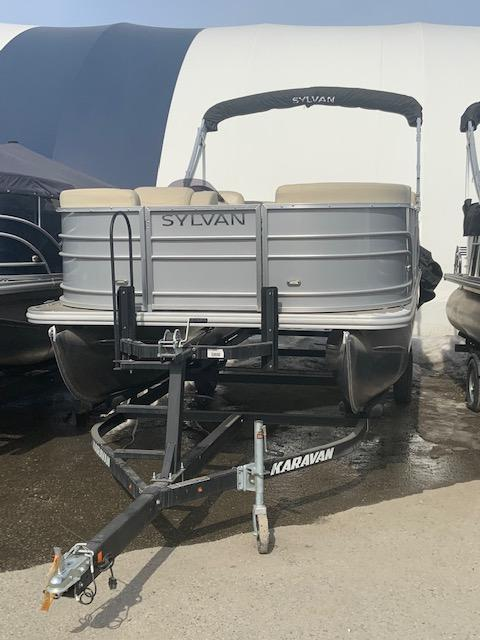 NEW 2019 Sylvan Mirage 8520 LZ - Atlantis Marine