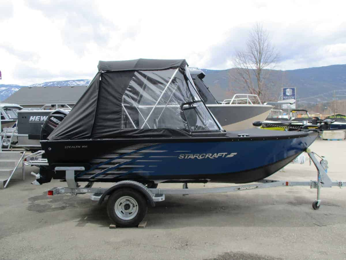 Starcraft Fishing Boats | Kelowna Boat Sales | Atlantis Marine