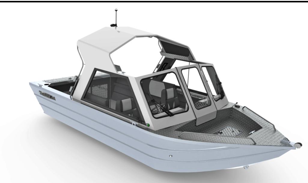 Aluminum Fishing Boats | Kelowna Boat Sales | Atlantis Marine