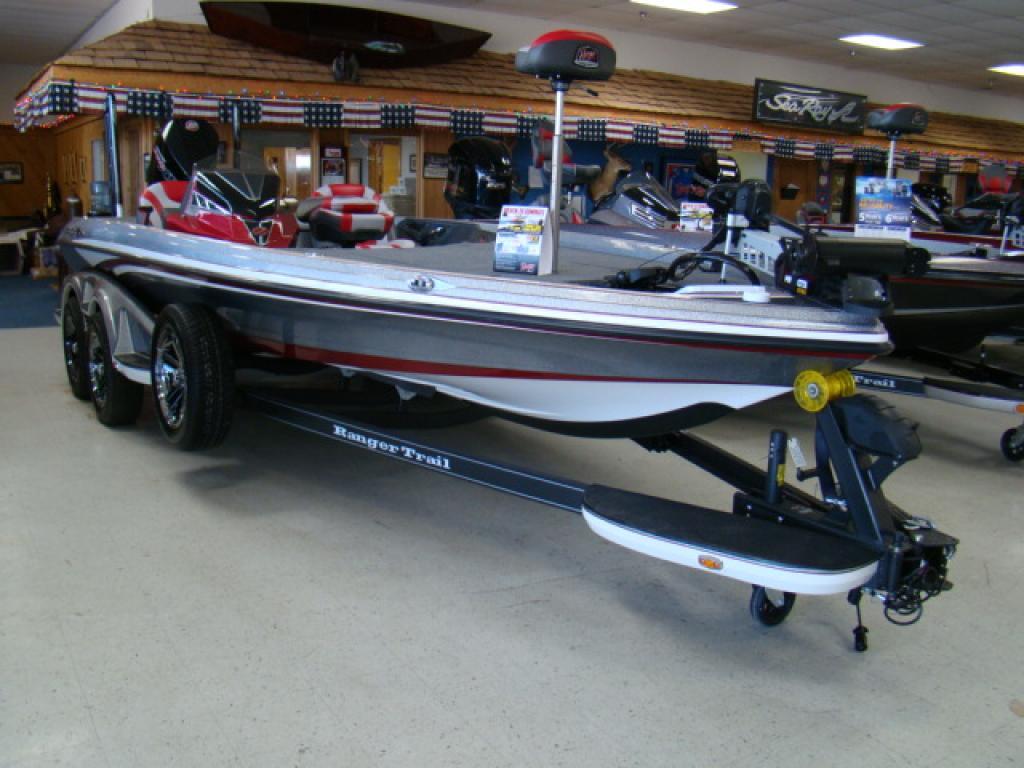 New 2019 Ranger Boats Ranger Z 521L - Bayou Outdoor Supercenter