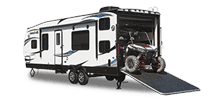Shop Travel Trailer Toy Hauler