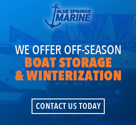 Boat Winterization & Storage