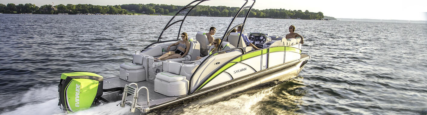 Sylvan Pontoon & Tri-toon Showroom | Boat Dealer Missouri