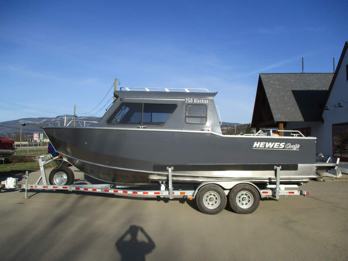 Fishing Boats| Salmon Arm Boat Sales | Boathouse Marine