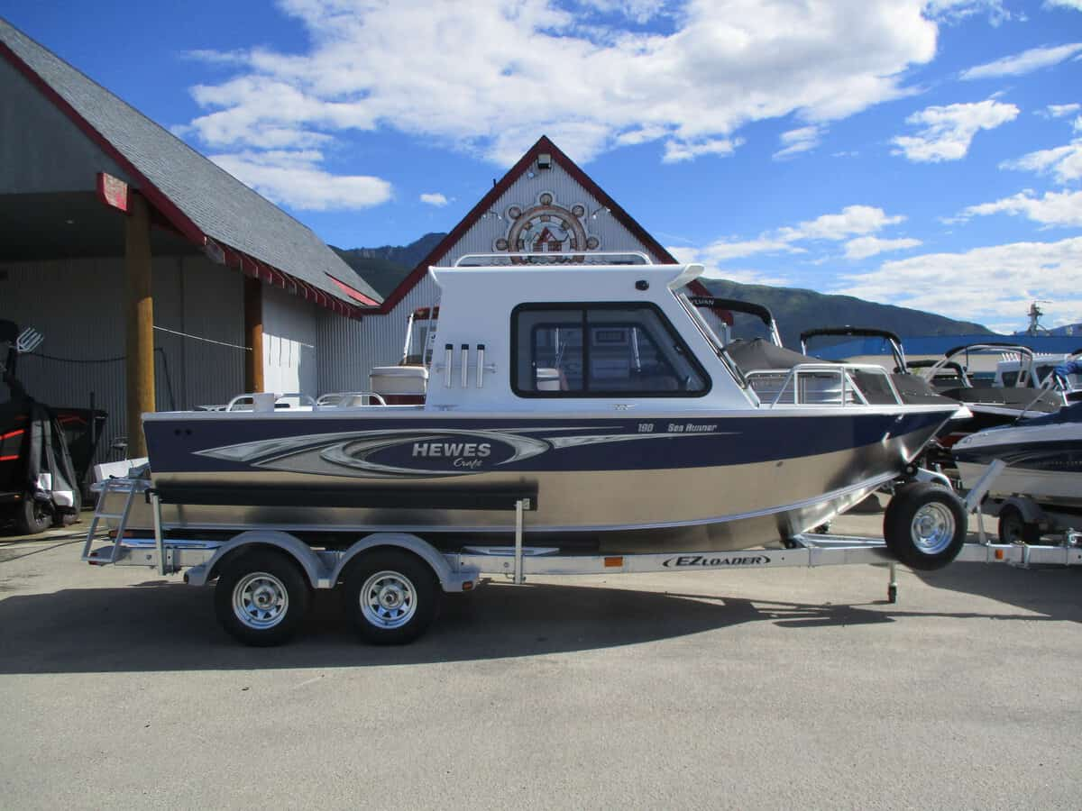 Hewescraft Boats For Sale | Salmon Arm Boat Sales