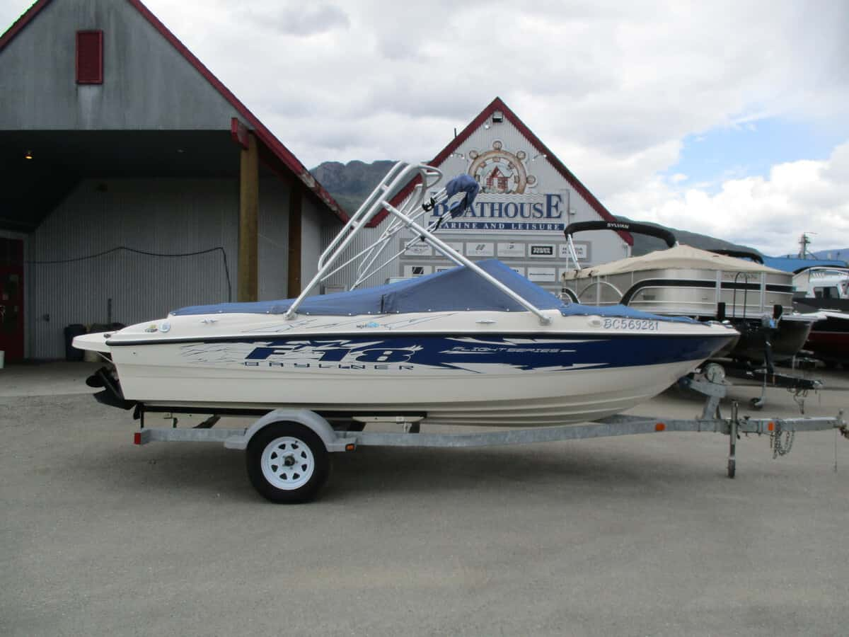 New Boats For Sale | Salmon Arm Boat Sales | Boathouse Marine