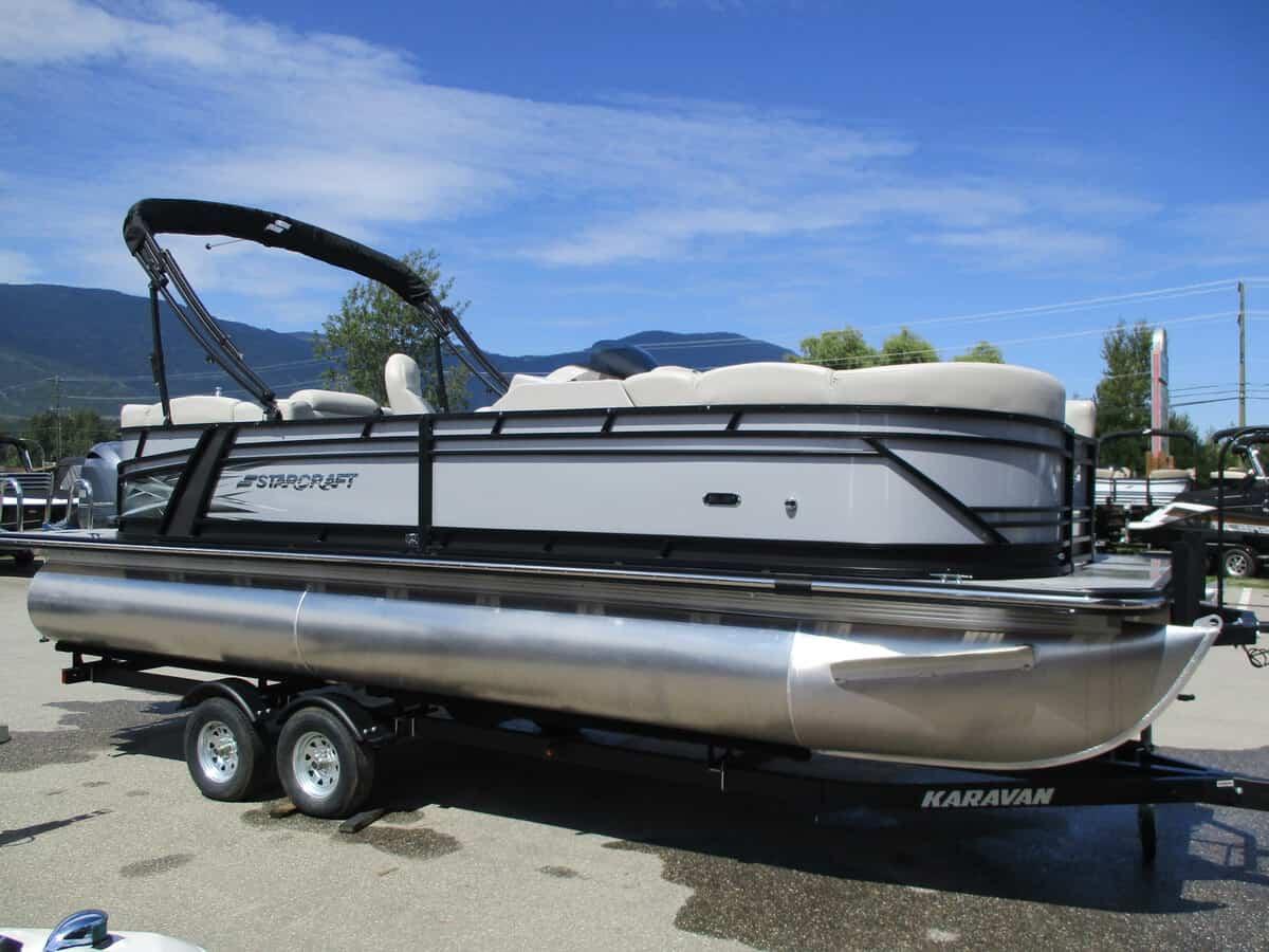 Pontoon Boats | New & Used Boat Sales | Salmon Arm, BC