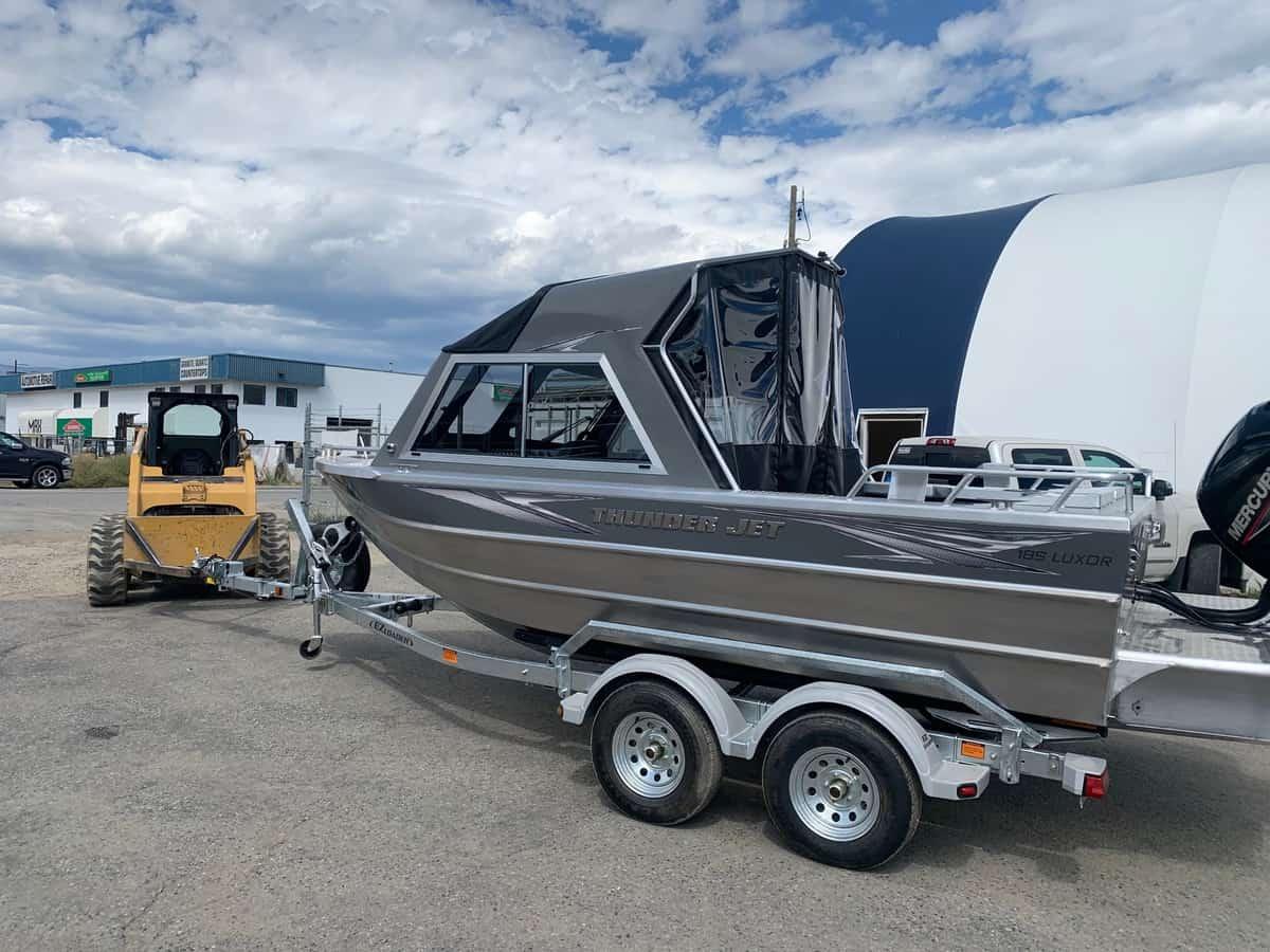 NEW 2021 Thunder Jet 185 Luxor - Boathouse Marine