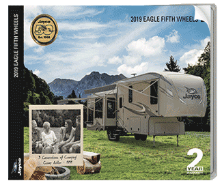 Jayco Eagle Fifth Wheel Brochure