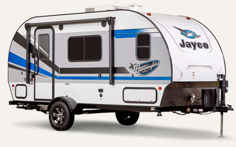 Jayco Hummingbird ultra lightweight travel trailers
