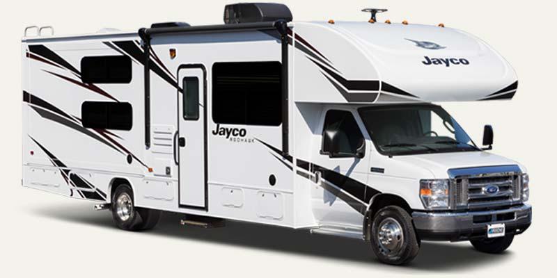 Jayco Redhawk Class C motorhome