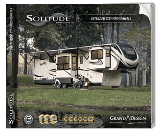 grand Design Solitude fifth wheel Brochure