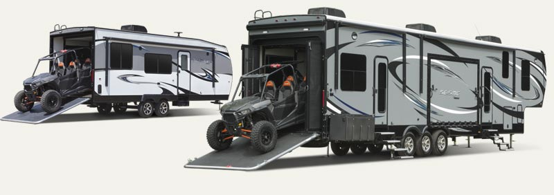 Toy Haulers For Sale | New & Used RVs | Tulsa, OK