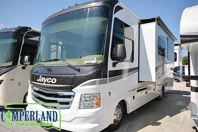 NEW 2019 JAYCO Alante 31 V 31V - Camperland of Oklahoma