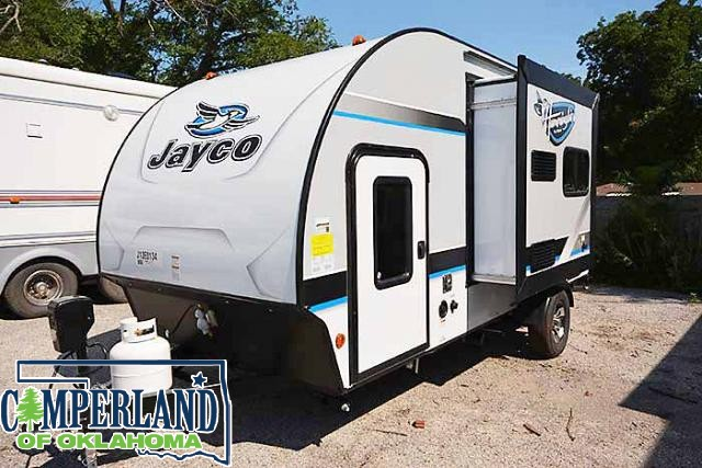 NEW 2018 JAYCO Hummingbird 17 BH 17BH - Camperland of Oklahoma