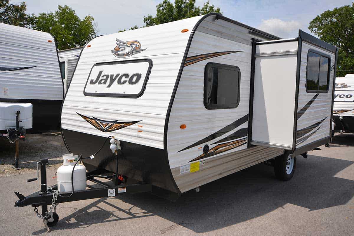 NEW 2020 JAYCO Jay Flight SLX 184 BS 184BS - Camperland of Oklahoma