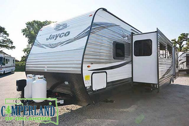 NEW 2019 JAYCO JAY FLIGHT 32 BHDS 32BHDS - Camperland of Oklahoma