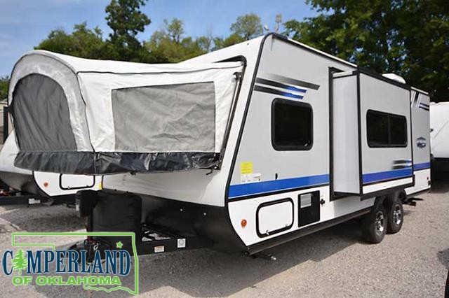 NEW 2019 JAYCO Jay Feather X 23 B X23B - Camperland of Oklahoma