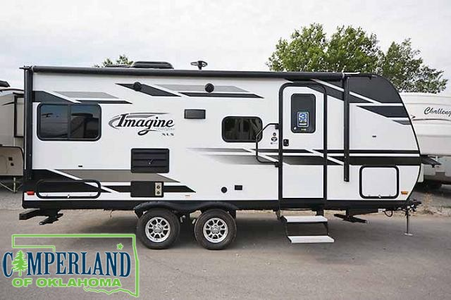 NEW 2019 GRAND DESIGN IMAGINE XLS 19 RLE 19RLE - Camperland of Oklahoma