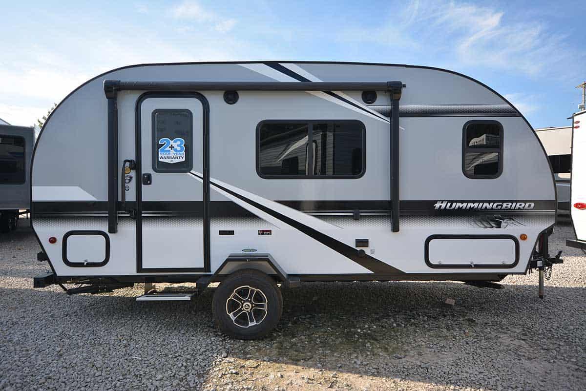 NEW 2020 Jayco Hummingbird 17 RB 17RB - Camperland of Oklahoma