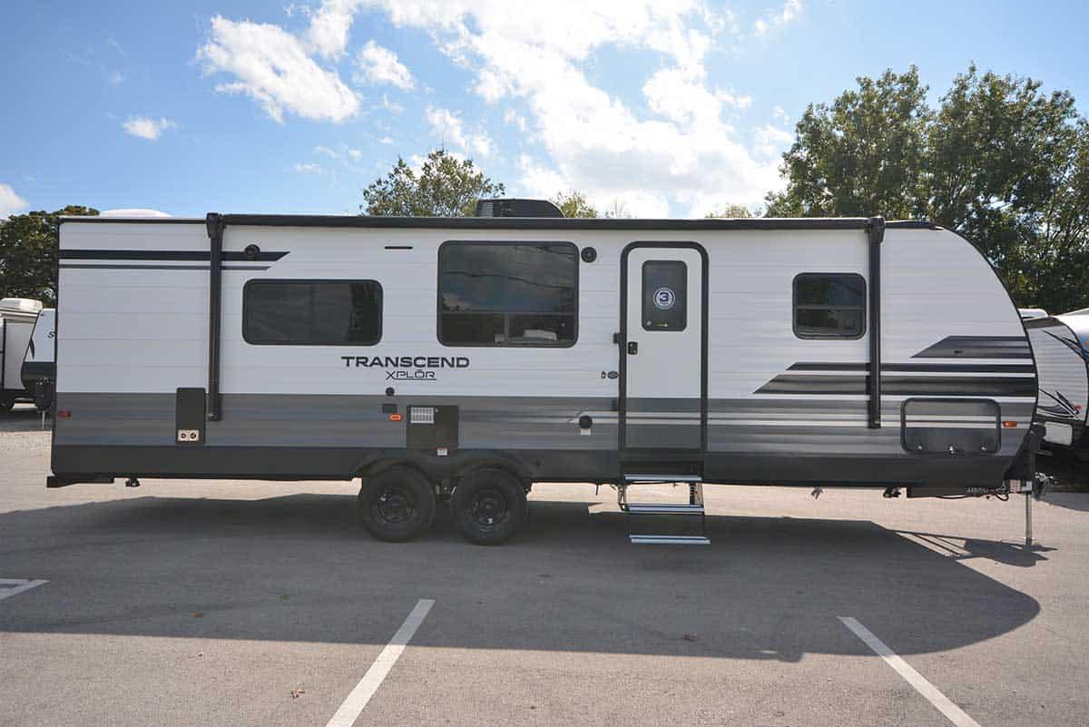 NEW 2020 Grand Design Transcend XPLOR 260 RB 260RB - Camperland of Oklahoma