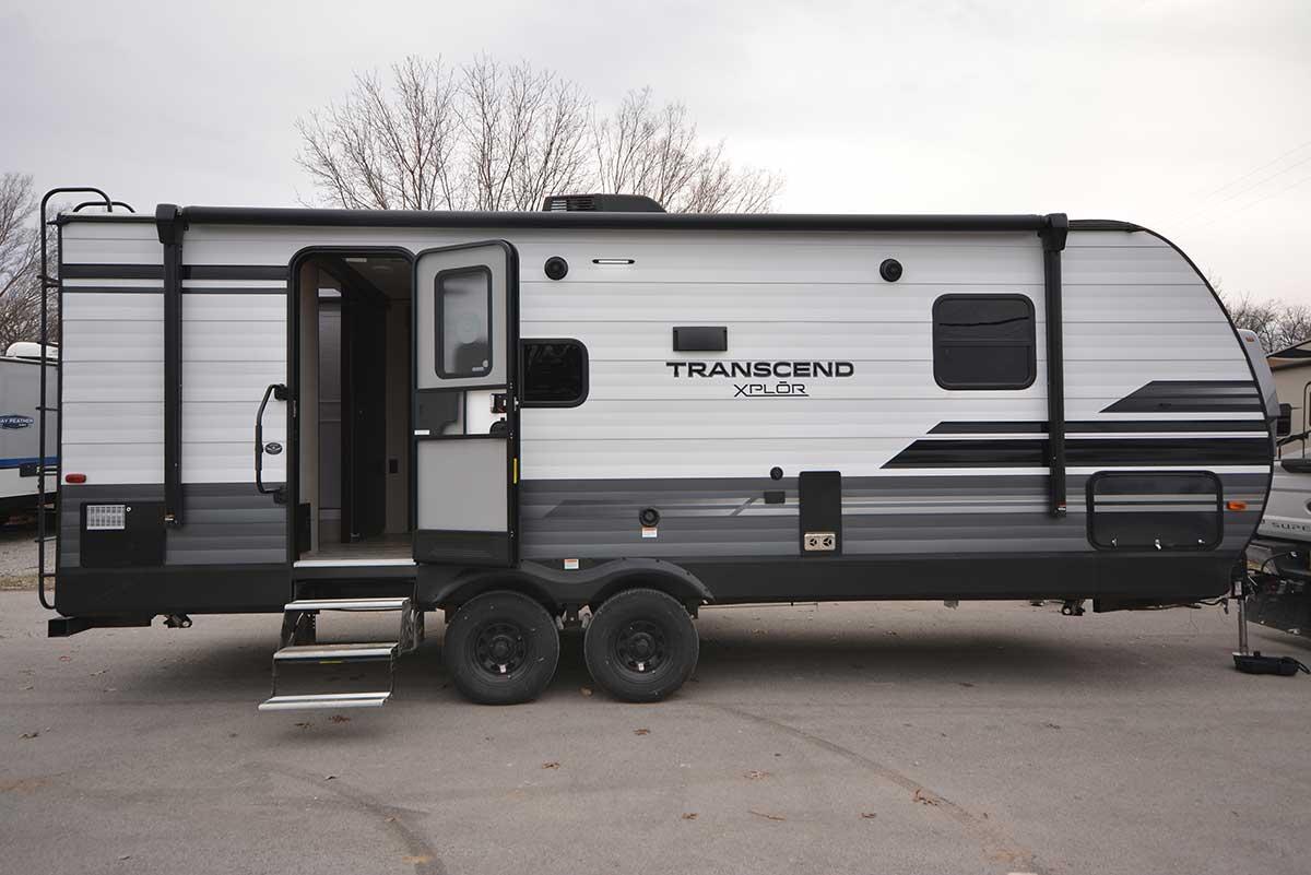 NEW 2020 Grand Design Transcend XPLOR 221 RB 221RB - Camperland of Oklahoma