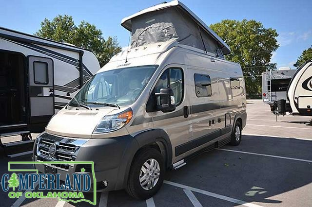 NEW 2019 ERWIN HYMER Hymer Aktiv Active - Camperland of Oklahoma