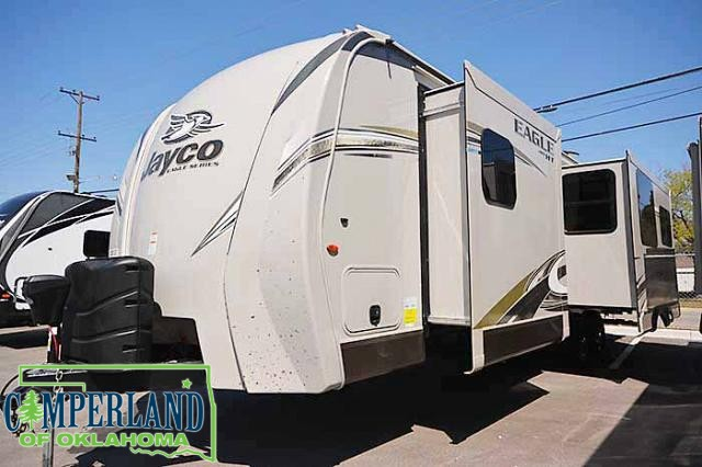 NEW 2018 JAYCO Eagle HT 295 DBOK 295DBOK - Camperland of Oklahoma