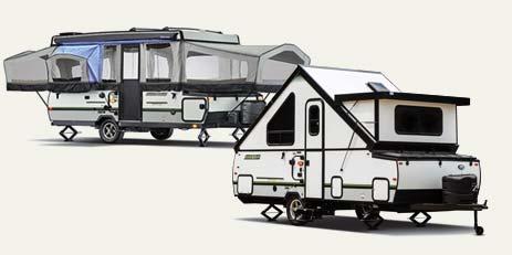 Popup camper dealer in Tulsa, Oklahoma
