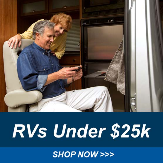 RVs less than $25,000 in Tulsa.
