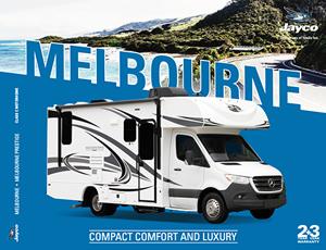 2021 Jayco Melbourne Class C Diesel Motorhomes