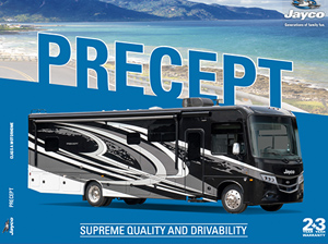 2021 Jayco Precept Class A Gas Motorhomes