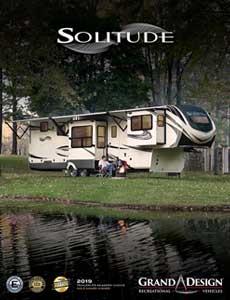 2021 Grand Design Solitude Fifth Wheels