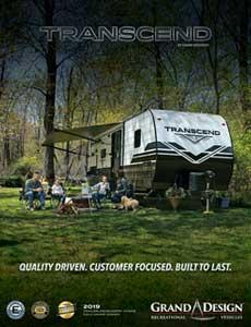 2021 Grand Design Transcend Travel Trailers