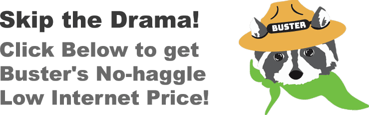 Click the Price Buster button below to get our low, no-haggle price!