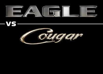 Link to comparison of Jayco Eagle to Keystone Cougar