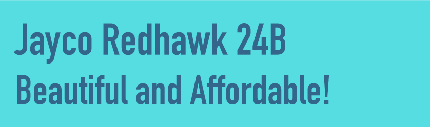 Jayco Redhawk 24B