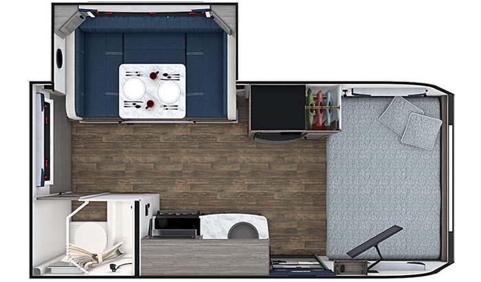 Lance 1575 floor plan diagram