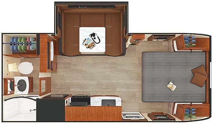 Lance 1985 floor plan diagram