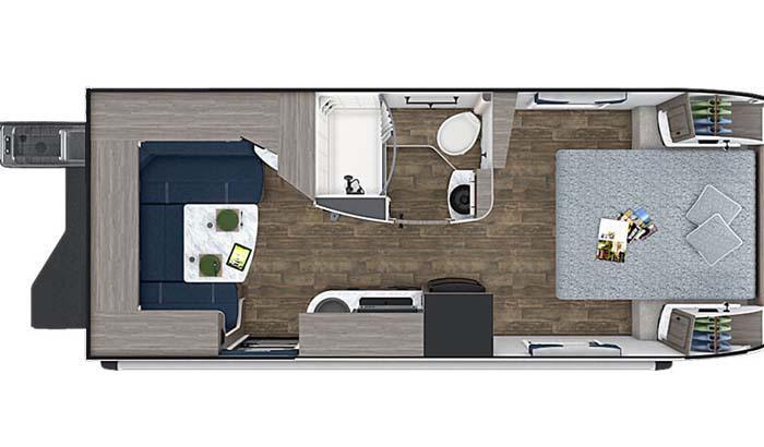 Lance 2075 floor plan diagram