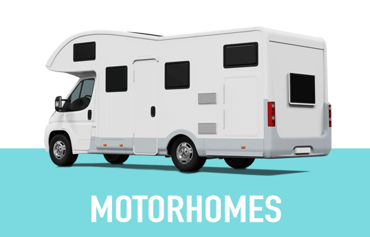 Illustration of a generic motorhome.