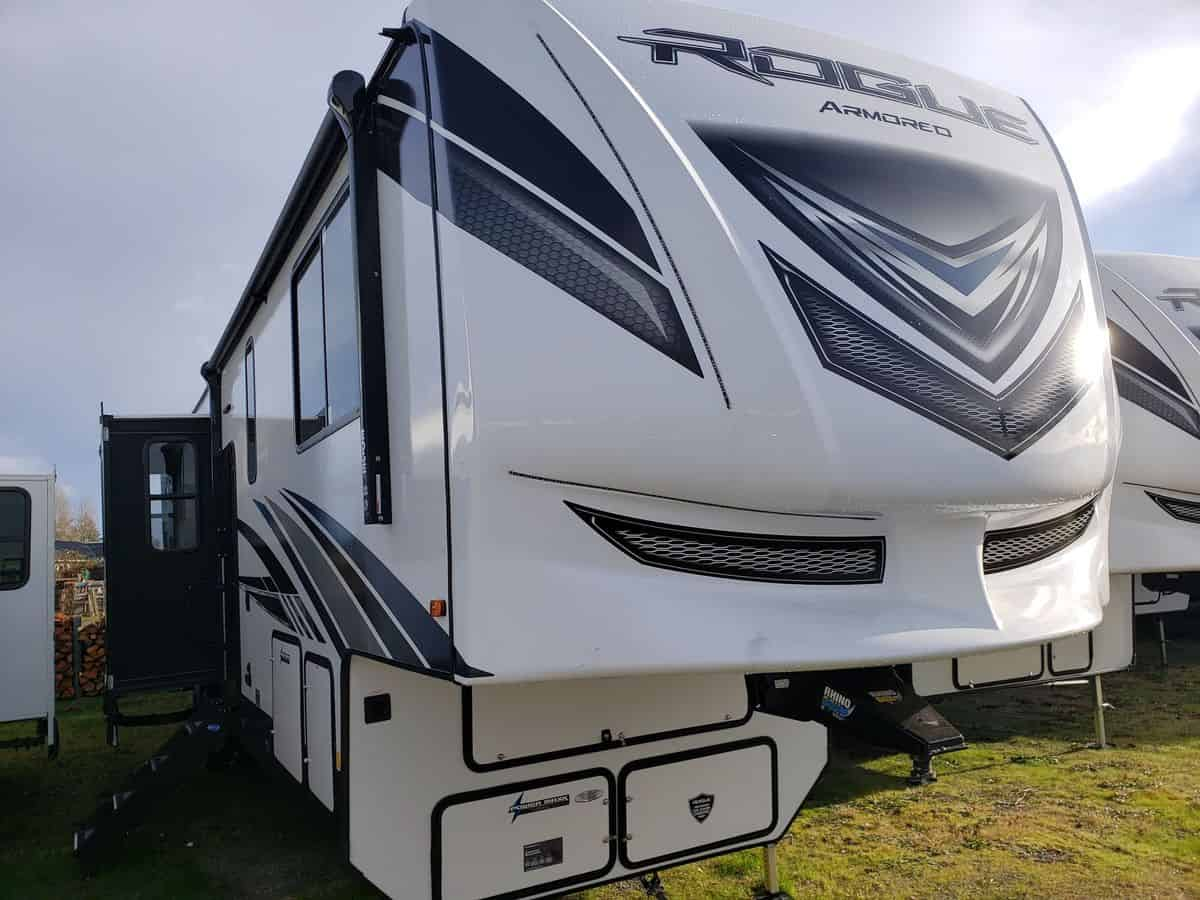 NEW 2021 Forest River Vengeance Rogue Armored 351 - Clear Creek RV Center