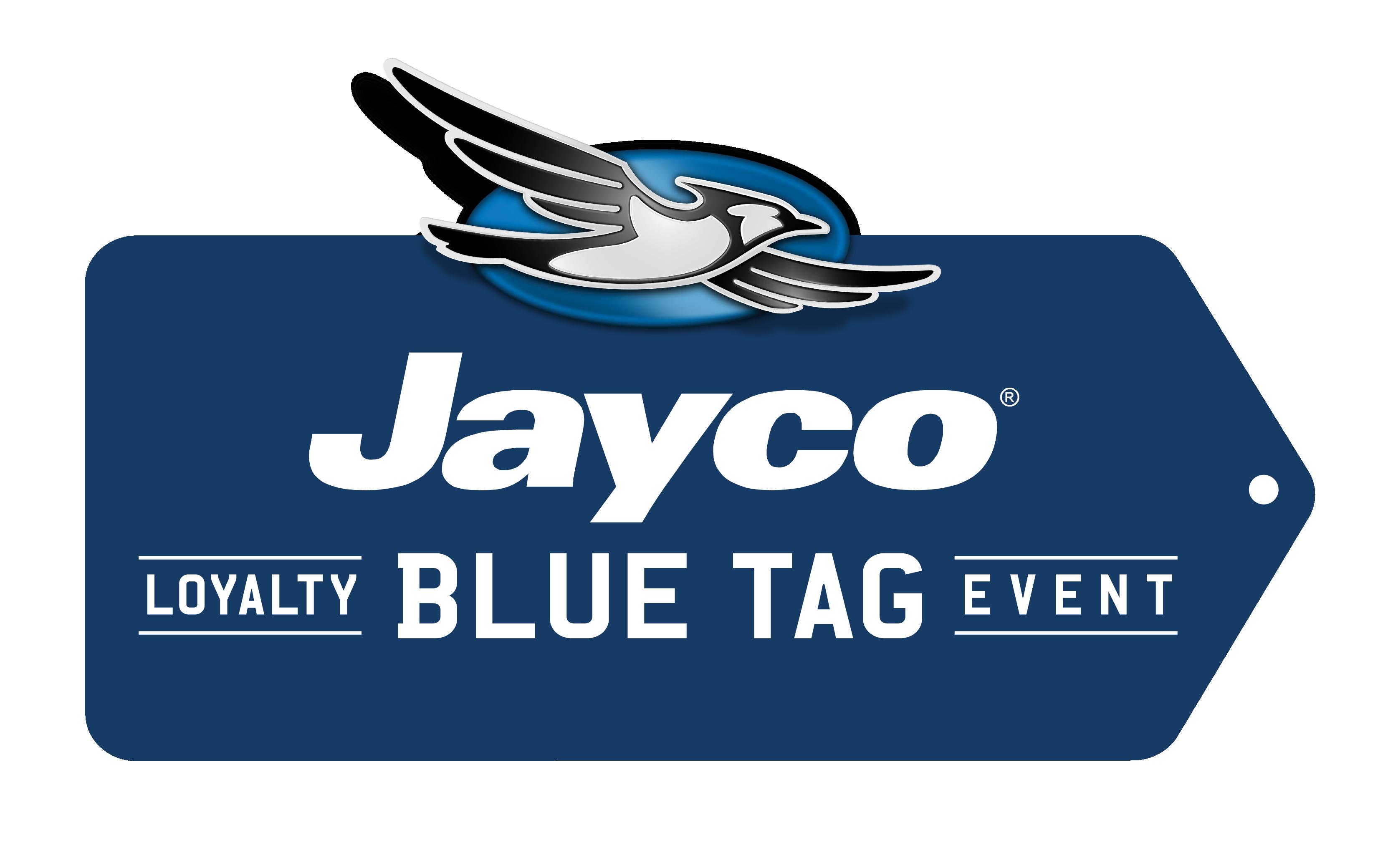 Jayco Blue Tag Sales Event