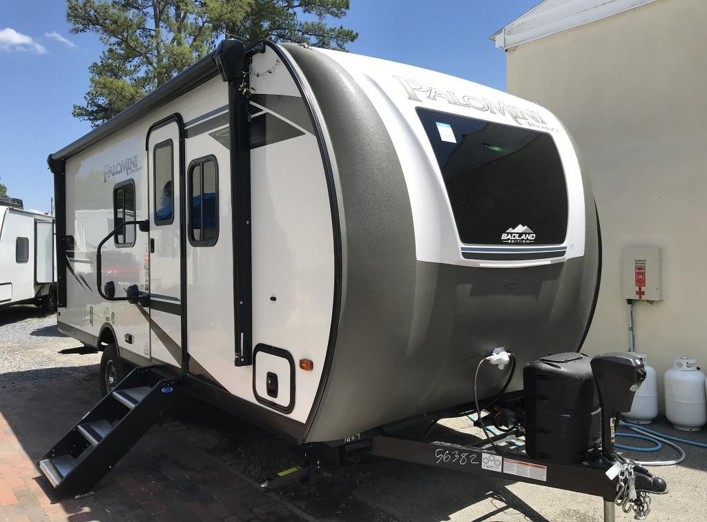 2021 Palomino Palomini 189BHS - Coastal RV