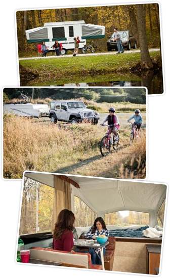 pop up trailer montage