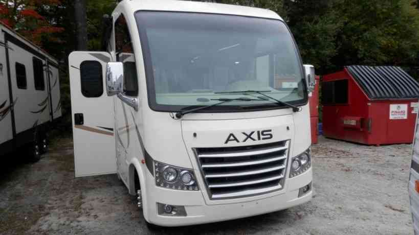 NEW 2019 Thor Motor Coach Axis 24.1 - Cold Springs RV