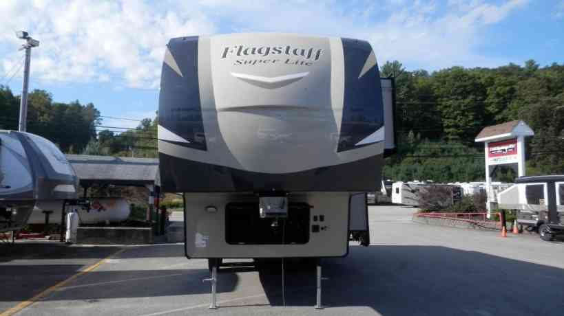 NEW 2019 Forest River Flagstaff 527BHSC - Cold Springs RV