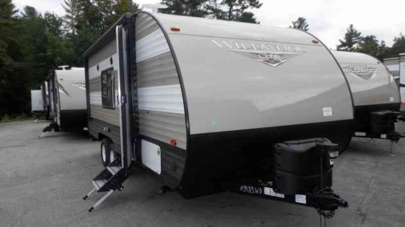 NEW 2019 Forest River Wildwood X-lite 201BHXL - Cold Springs RV