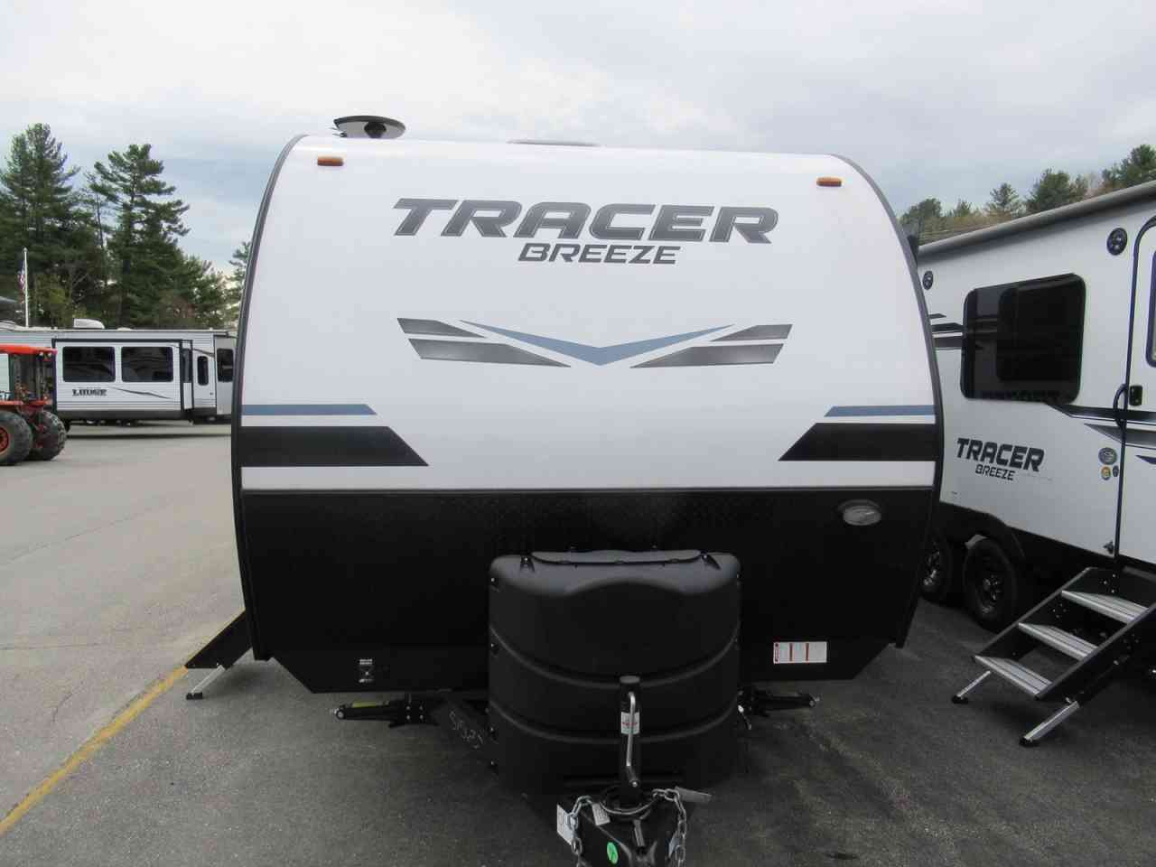 NEW 2019 Forest River Prime Time Tracer 19MRB - Cold Springs RV