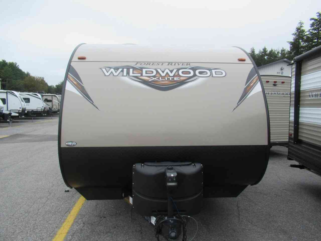 NEW 2019 Forest River Wildwood X-lite 230BHXL - Cold Springs RV